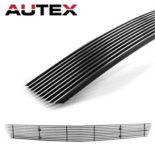 Chrome Upper Billet Grille Grill Insert for 06-10 Chevy Corvette C6, AUTEX