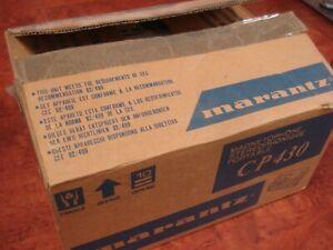 Marantz CP430 Portable Stereo Deck Boxed No Reserve