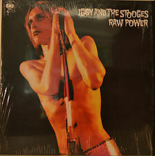 """Iggy and The Stooges-Raw Power 12"""" LP (m349)"""