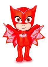 peluche PJ MASKS SUPER PIGIAMINI GUFETTA 34cm 100% ORIGINALI Gattoboy Geco mask