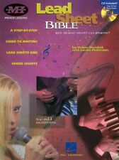 Lead Sheet Bible A Step-by-Step Guide to Writing Lead Sheets and Chord 000695130
