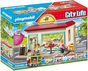 Playmobil City Life - 70540 Mein Burgerladen - Neu & OVP