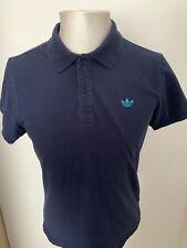 Mens Retro Adidas Polo Shirt/Top *UK Size Medium*