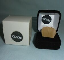 Woolly Mammoth Tusk Cool Guitar Pick Handcrafted in Box #1