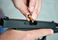 9 mm Laser Dry Fire Cartridge for Practice with LaserAmmo LASR iDryfire iTarget