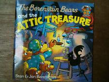 Berenstain Bears and the Attic Treasure JAND AND STAN BERENSTAIN beginner books
