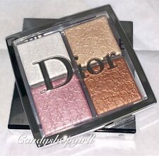 Dior Backstage Glow Face Palette Highlight & Blush (001 UNIVERSAL) ~ New In Box