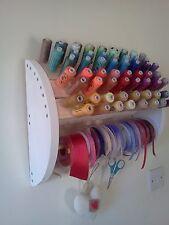 Sewing Thread Organiser Ribbon Spool Holder Rack Storage