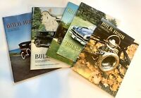 Lot Of 5 - Bulb Horn Vintage Vehicle Magazines 70s