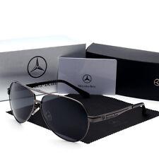 Mercedes Benz 2017 polarised sunglasses men woman AMG brand new grey