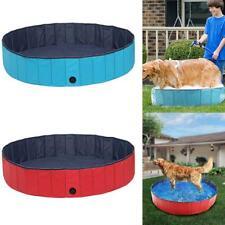 1*Foldable Pet Bath Pool Collapsible Dog Pool Pet Bathing For Dog AU Cat M3R7