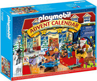 "Playmobil Advent Calendar ""Christmas Toy Store"" 70188 (for Kids 4 and up)"