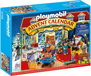 """Playmobil Advent Calendar """"Christmas Toy Store"""" 70188 (for Kids 4 and up)"""