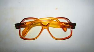 ANTIQUE Eye Glasses Rare Frame Eye Glasses Unique And Interesting Gold Color