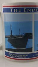 PEARL HARBOR MEMORIAL COFFEE MUG PACIFIC HISTORIC PARKS WWII