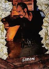 Walking Dead Season 8 Part 1 CHARACTER Insert Card C-11 / SIMON