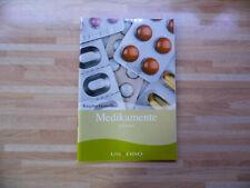 Buch Ratgeber Gesundheit Medikamente Leitfaden Universo Müller Verlag NEU
