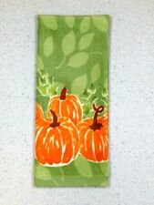 "Kitchen Hand Towel Fall Pumpkins 26"" X 16'"