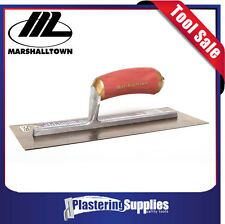 "Marshalltown 292 X 121mm PermaShape® ""Flat"" Golden Stainless DuraSoft 12159"