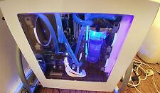 Custom Liquid Gaming PC, 32Gb DDR3, 480GB SSD, 2TB SSD, 2X4GB (8GB) SLI GTX960