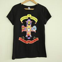 Girls Masters of the Universe Appetite for Eternia Cotton T Shirt Womens Fit XL