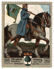 (I.B) Germany Cinderella : Kötzting Festival 1912 (Horse)