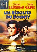 DVD LES RÉVOLTÉS DU BOUNTY/FRANK LLOYD/CHARLES LAUGHTON/CLARK GABLE/TAHITI/BLIGH