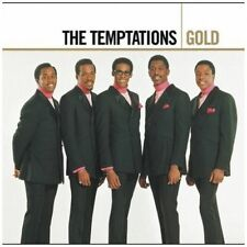 CDs de música motowns the temptations