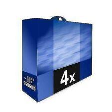 4x Europcart Cartridge Black for Epson Stylus Office BX-300 BX-600 BX-610 B-40