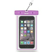 Joto Universal Waterproof Case, Cellphone Dry Bag for iPhone 13 Pro Max Mini, 12