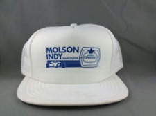 Vintage Trucker Hat - For the Molson Indy Vancouver Canada !!