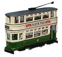 Tram Blackpool to Pleasure Beach Oxford Omnibus N-gauge R229