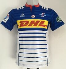 STORMERS RUGBY 2017 S/S HOME JERSEY BY ADIDAS SIZE BOYS 140 CMS BRAND NEW