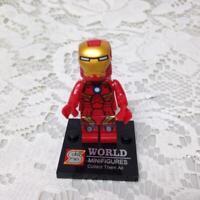 Iron Man,  2 inch Miniature Figure