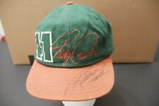 Ricky Craven Autographed Hat Cap NASCAR Snapback Rookie of the Year 1995