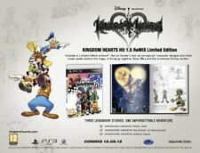 Kingdom Hearts 1.5: Limited Edition (PS3) - Game  TQVG The Cheap Fast Free Post