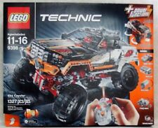 LEGO Technic 4x4 CRAWLER 9398 New in Sealed Box - Retired