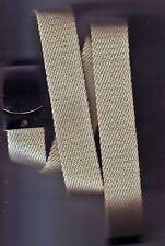 jolie ceinture femme - bon état - toile boucle metal