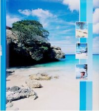 Henzo Jumbo Album Insel for 600 Photos 9x13 Vacation Book 100 S