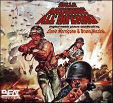 Ennio Morricone / Bruno Nicolai: Dalle Ardenne All'Inferno (New/Sealed CD)