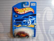 2001 HOT WHEELS  #175 = VW BUG = BROWN   5dot  , 0910