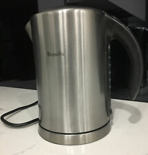 Breville Ikon Electric Kettle and Base 1.7L Stainless Steel SK500XL