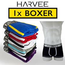1x Men's Men CK2015A Style Underwear HARVEE Cotton Trunk Brief Short Undies