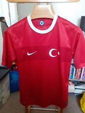 TURKEY  FOOTBALL SHIRT SIZE  MEDIUM