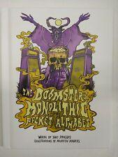 The Doomster's Monolithic Pocket Alphabet by Theo Prasidis