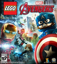 LEGO MARVEL AVENGERS THUNDERBOLTS CHARACTER PACK DLC [PC] STEAM key only