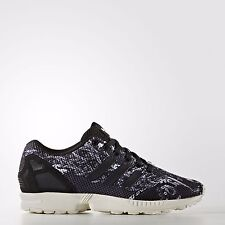 ADIDAS ORIGINALS ZX FLUX FARM RIO WOMEN'S RUNNING SHOES SIZE US 6 BLACK S76592