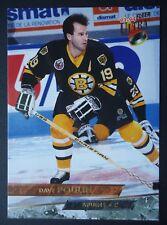 NHL 193 Dave Poulin Boston Bruins Fleer Ultra 1993/94