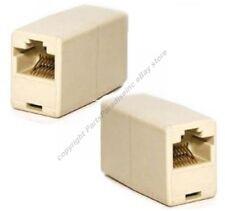 Coupler/Joiner RJ45 Ethernet Cord,RJ-45 10/100 Female~F