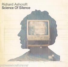 RICHARD ASHCROFT - Science Of Silence (UK 3 Tk DVD Single)